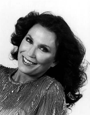Loretta Lynn Photograph - Loretta Lynn Close Up by Retro Images Archive