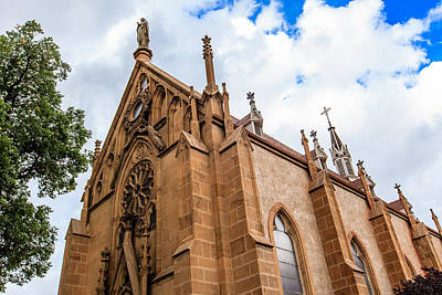Photograph - Loretto Chapel by Ben Graham