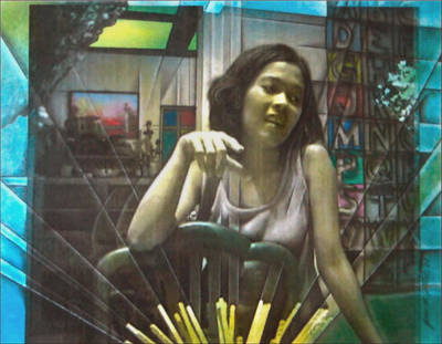 Photograph - Lorna B 2002 by Glenn Bautista