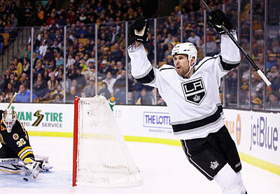 Los Angeles Kings Photograph - Los Angeles Kings V Boston Bruins by Jared Wickerham