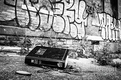 Decrepit Photograph - Loss Of Faith by Paul Velgos