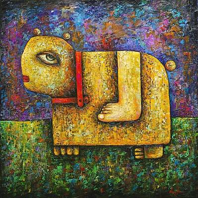 Painting - Lost And Found by Hayk Matsakyan