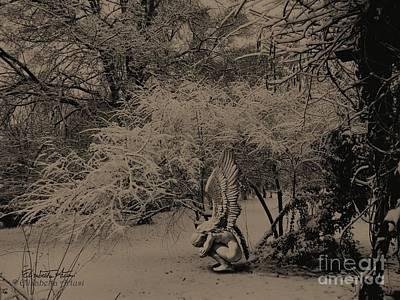 Elisabetta Artusi Photograph - Lost Angel by Betta Artusi