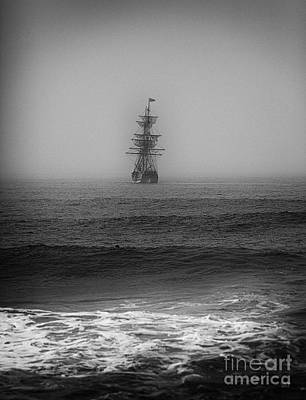 Photograph - Lost At Sea by David Millenheft