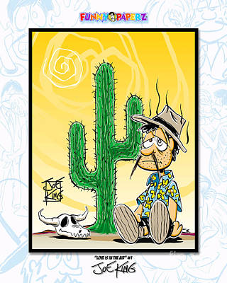 Lost Dutchman Series 1 Art Print