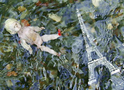 Photograph - Lost In Paris by Tamyra Crossley