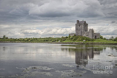 Irish Castle Photograph - Lost In The Ages by Evelina Kremsdorf