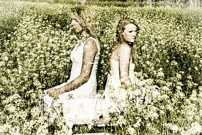 Photograph - Lost In The Field by Heather Grow