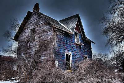 Photograph - Lost In Time by Michaela Preston