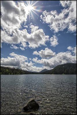 Photograph - Lost Lake by Erika Fawcett