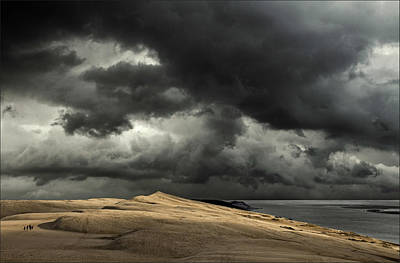 Dunes Wall Art - Photograph - Lost Paradise by Gilbert Claes