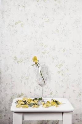 Petals Photograph - Lost Petals by Joana Kruse