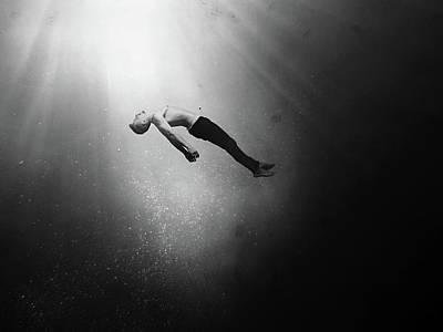 Revelation Photograph - Lost by Radovan Skohel
