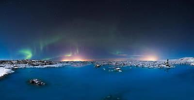 Photograph - Lost by Sigurdur William Brynjarsson