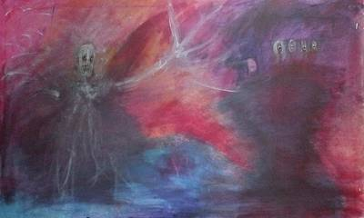 Painting - Lost Souls by Randall Ciotti
