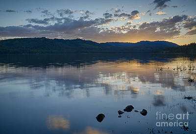 Photograph - Lost Sunset by Idaho Scenic Images Linda Lantzy