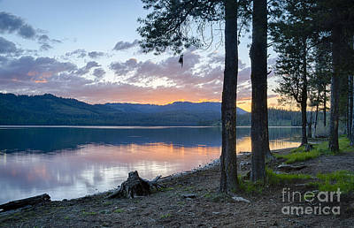 Photograph - Lost Valley Camp by Idaho Scenic Images Linda Lantzy