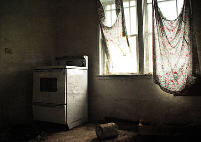 Abandoned Houses Photograph - Lost Wife  by Jerry Cordeiro