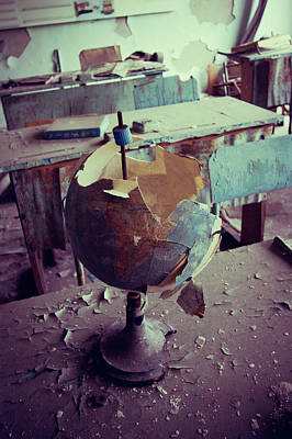 Decay Photograph - Lost World - Chernobyl. by Abandon.dk