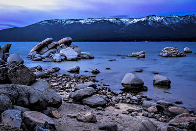 Photograph - Lots Of Rocks by Maria Coulson