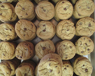 Lotta Cookies Art Print by Kevin Caudill