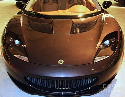 Lotus Sportscar Photograph - Lotus by Steven Baier