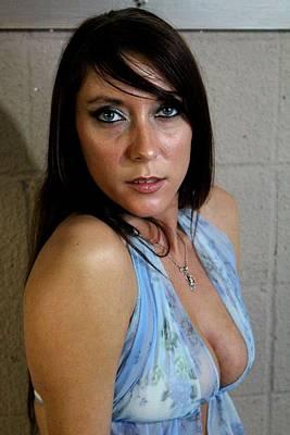 Sexy Photograph - Lou Lou Foru 9 by Justin King
