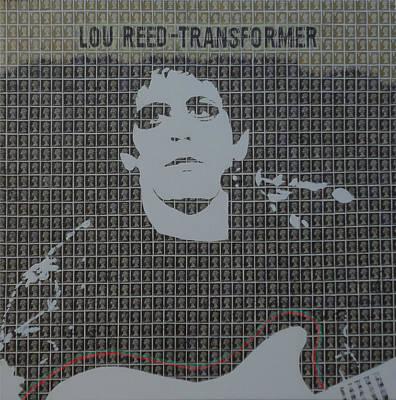 Lou Reed Tramsformer Original