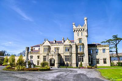 Donegal Photograph - Lough Eske Castle - Ireland by Bill Cannon
