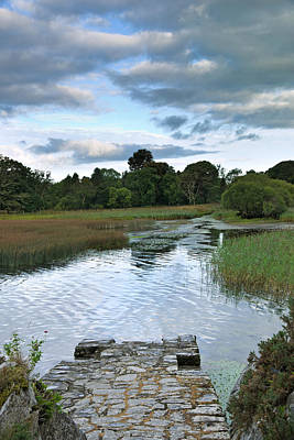 Photograph - Lough Leane Killarney by Jane McIlroy