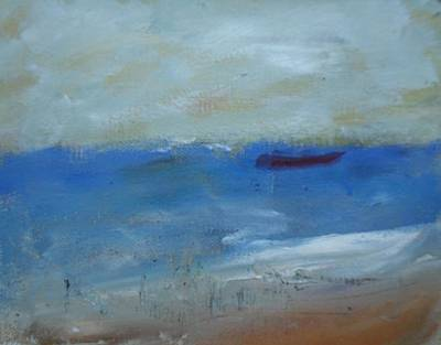 Painting - Loughras Point by Mary Feeney