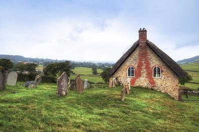 Baptist Photograph - Loughwood Meeting House by Joana Kruse