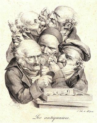 Louis Léopold Boilly French Art Print