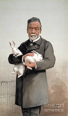 Louis Pasteur Art Print by Granger