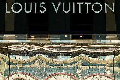 Louis Vuitton Art Print by Rick Piper Photography