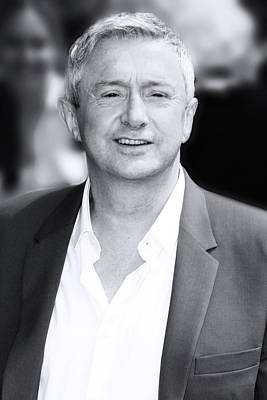 Photograph - Louis Walsh 2 by Jez C Self