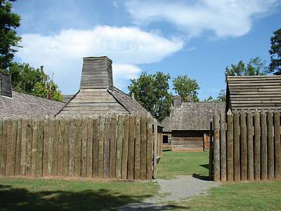 Photograph - Louisiana Fort by Lew Davis