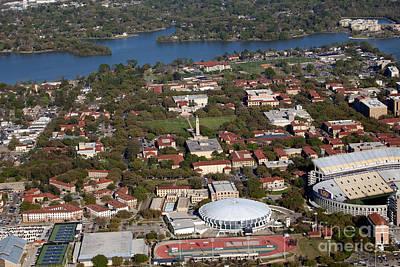 Pete Maravich Photograph - Louisiana State University Campus by Bill Cobb
