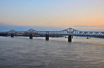 Photograph - Louisville Dawn by Steven Richman
