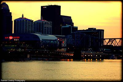 Louisville Lights Original by Daniel Jakus