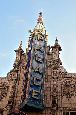 Photograph - Louisville Palace Theater by Steven Richman