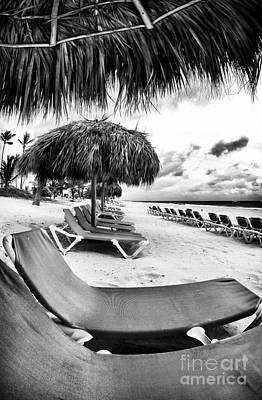 Photograph - Lounges by John Rizzuto