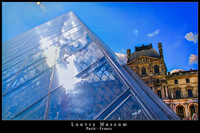 Photograph - Louvre Museum - Paris by Dany Lison