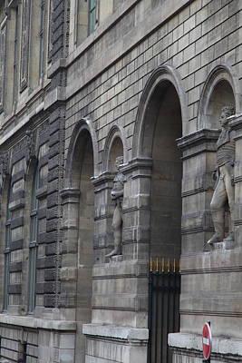 Sight Photograph - Louvre - Paris France - 011316 by DC Photographer