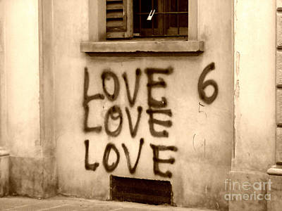 Photograph - Love 6 by Valerie Reeves