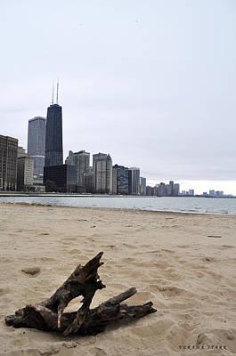 Love Chicago Art Print