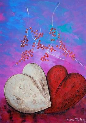 Love Fruits Original by Bonita Wangerin