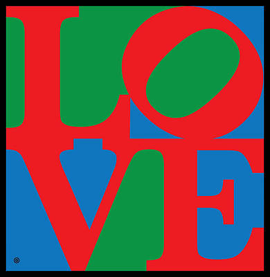 Love Art Print by Gary Grayson
