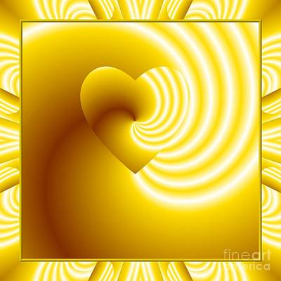 Digital Art - Love In Disguise You Are My Sunshine by Rose Santuci-Sofranko
