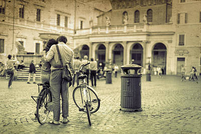 Love In Rome Original by Mustafa Otyakmaz